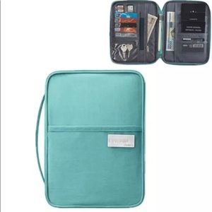 Large Family Passports and Documents Holder